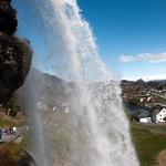 Steindalsfossen Noorwegen