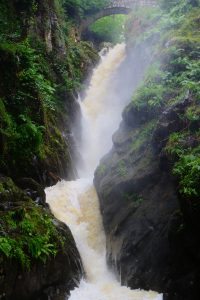 Aira Force waterfall - Ullswater - Cumbria