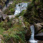 Allerheiligen wasserfälle(Büttensteiner Wasserfälle), Offenberg, Schwarzwald, Germany