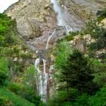 Cascade de l'Arpenaz