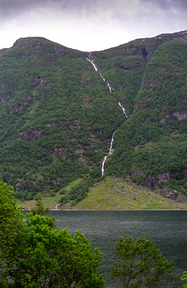 Highest waterfall Norway: Balåifossen