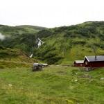 Bjorndolafossen, Kvassdalen/Myrkdalen, Hordaland
