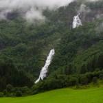 Botnafossen, Indrfjord/Arnafjord, Sogn og Fjordane