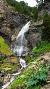 Cascada de Ardonés (Las tres Cascadas)