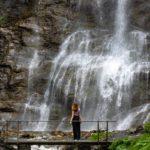 Cascada de Ardones (Las tres Cascadas)