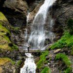 Cascada d'Ardonés (Las tres Cascadas)