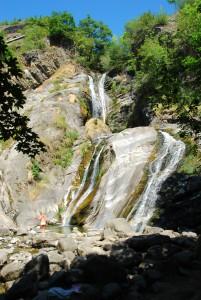 Cascade de Sarenne
