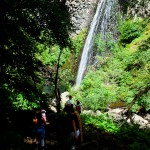 Cascade du Ray Pic - most beautiful waterfall in France
