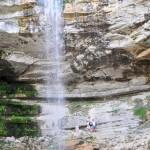 Cascades du Herisson - Saut Girard