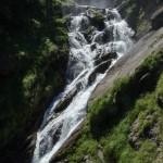 Cascata di Lenteney