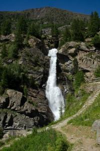 Cascate di Lillaz (Cogne-Valle d'Aosta)