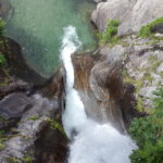 Cascata di Santa Petronilla-Biasca, Ticino, Switzerland