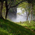 Drivandefossen
