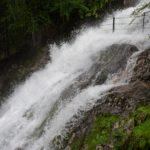 Dürrenbach wasserfall (Felsentor)