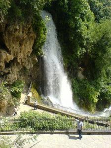 Edessa-waterfall-Greece