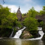 Elzbach wasserfall
