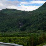 Engjafossen near Naustafossen