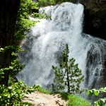 Cascada del Estrecho - Cascada de la Cueva