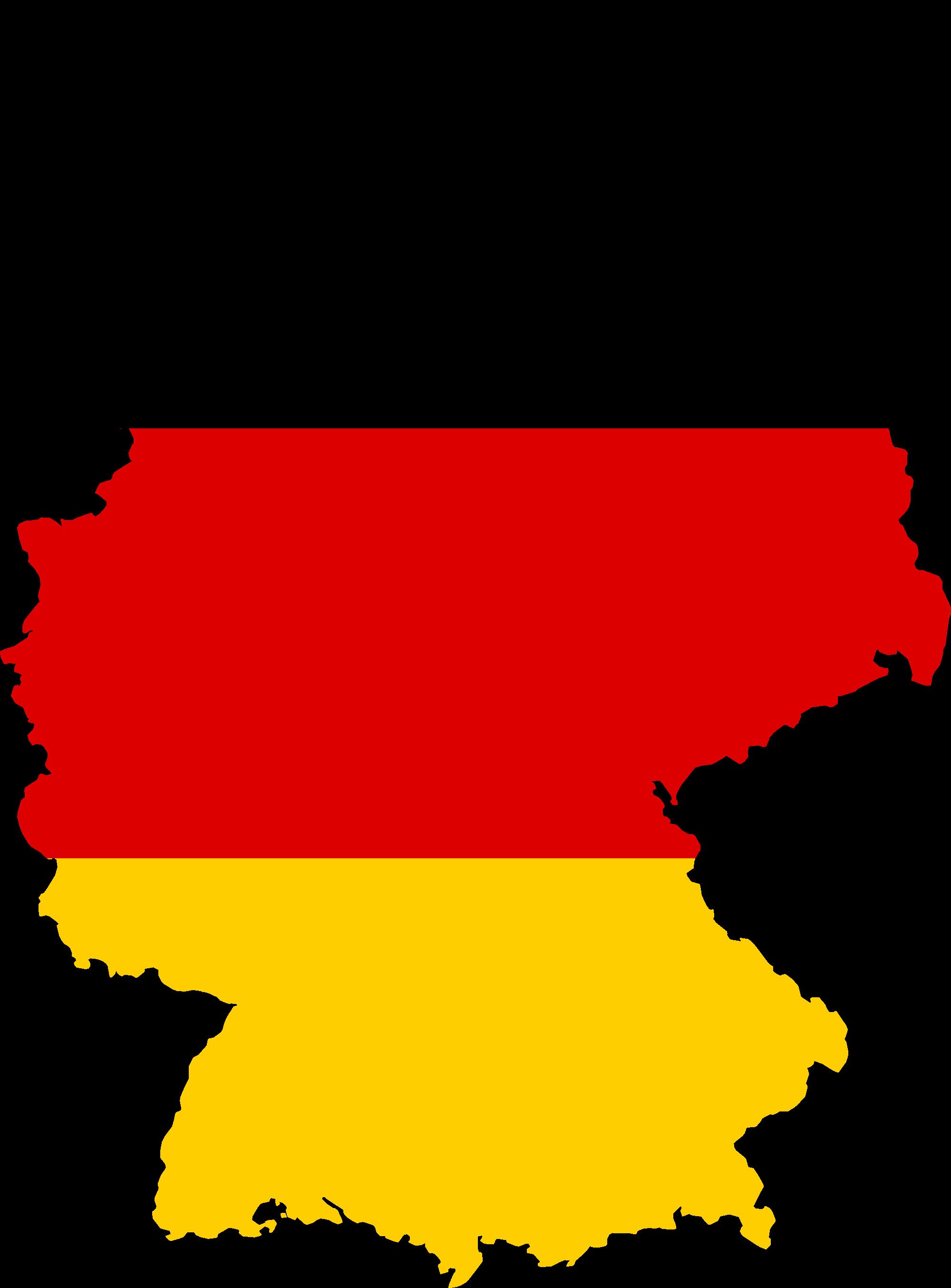 Waterfalls in Germany