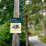 Glomnesfossen-sign