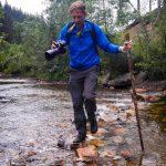 Gloppefossen-trail