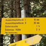 Grawafall, Stubaital, Tirol, Austria