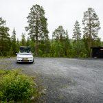 Henfallet-parking