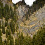 Hirschbachtobel wasserfall