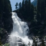 Krimmler Wasserfälle en Autriche