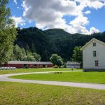 Huldefossen-parking