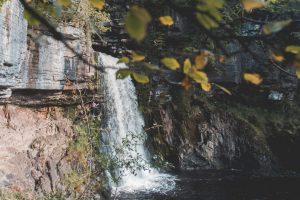 Ingleton falls - Thornton force