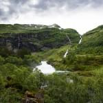Kardalsfossen, Flam/Myrdal, Sogn og Fjordane