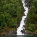 Laegdafossen, Naeroyfjord, Sogn og Fjordane