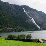 Langfoss, Etne, Hordaland
