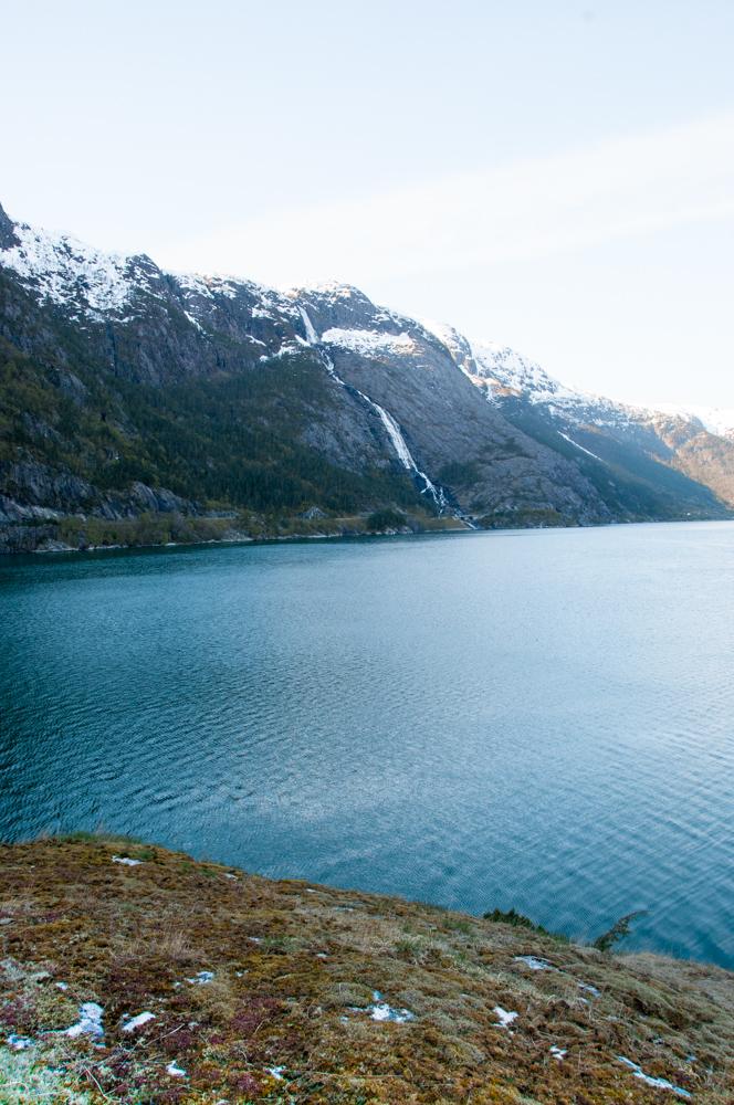 Langfoss, Etne, Hordaland, Norway
