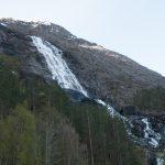 Langfoss, Etne, Hordland, Norway