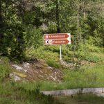 Likholefossen-sign