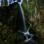 Menzenschwander wasserfälle, Menzenschwand, Schwarzwald, Germany