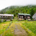 Muldalsfossen farm