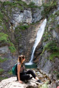Pöllatfall - waterfalls in Germany