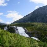 Nyastolfossen, Husedalen/Kinsarvik, Hordaland
