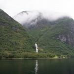 Odnesfossen, Naeroyfjord/Gudvangen, Sogn og Fjordane