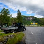 Osfossen-parking