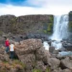 Oxararfoss, Thingvellir National Park