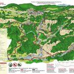 Parco Cascate di Molina - Map