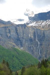 Cascade de Pissevache ( sixt fer a cheval)