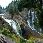 Cascade de la Sauffaz & cascade de la Pleureuse