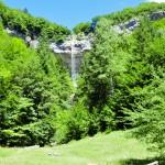 cascade de la Queue de Cheval