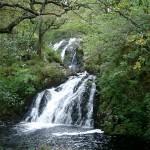 Rhaeadr Ddu, Black falls