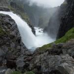 Rjukandefoss-Opofossen, Lofthus/Munketreppene, Hordaland